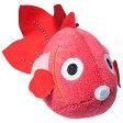 サイトウジャパン(EverydayHoliday)二代目金魚【犬のおもちゃ】【ぬいぐるみ】