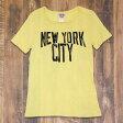 JUNK FOOD ジャンクフード レディース / New York City / ルーズクルー Tシャツ