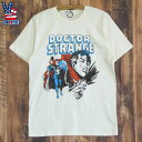 JUNK FOOD ジャンクフード / Doctor Strange ドクター・ストレンジ / メンズ 半袖 Tシャツ