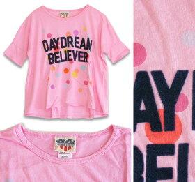 JUNKFOODジャンクフード/DAYDREAMBELIEVER/キッズゆったりTシャツ6〜7歳
