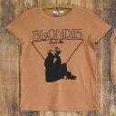 JUNK FOOD ジャンクフード / Blondie Call Me ブロンディ / レディース Tシャツ