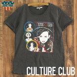 JUNKFOODジャンクフード/CultureClubカルチャークラブ/レディース大判Tシャツ