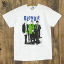 JUNK FOOD ジャンクフード メンズ 丸胴 Tシャツ Blondie ブロンディ