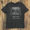 JUNK FOOD ジャンクフード Grateful Dead グレイトフルデッド スカル メンズ Tシャツ