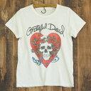 JUNK FOOD ジャンクフード Grateful Dead グレイトフルデッド レディース Tシャツ