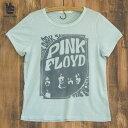 JUNK FOOD ジャンクフード PINK FLOYD THE DARK SIDE ピンクフロイド レディース Tシャツ