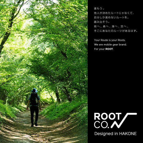 ROOTCO.(ルートコー)『WaterProofShell(HWS8)』
