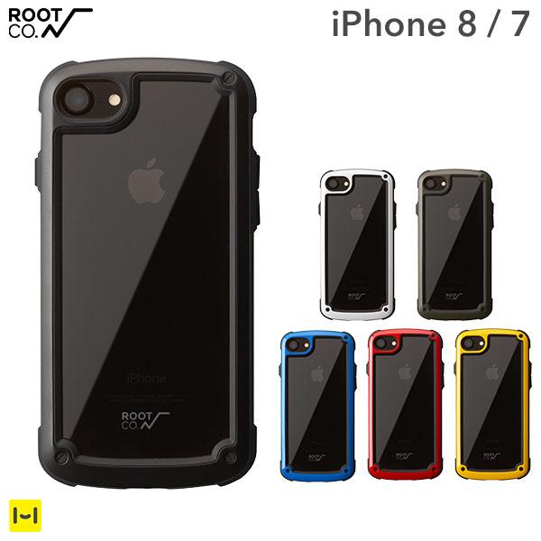 スマートフォン・携帯電話アクセサリー, ケース・カバー ROOT CO. iphone7 iphone8 Gravity Shock Resist Tough Basic Case. 8 7 iPhone