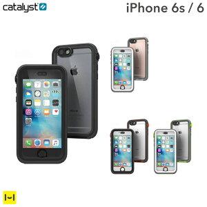 送料無料 iPhone6 iPhone6s ケース 防水 catalyst カタリスト 防塵 …