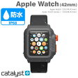 [Apple Watch(42mm)専用]catalyst カタリスト Apple Watch 防水ケース (ブラックオレンジ)【RCP】
