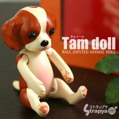 Tamdollタムドールフレンド★犬シリーズ(キャバリア/チャブチ)RM-1901[スマホケースのHamee]