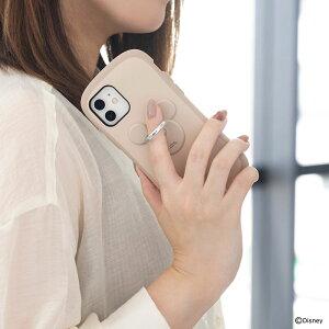 [各種スマートフォン対応]ディズニーキャラクター/バンカーリング(ミッキーアイコン)