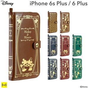 【送料無料】 スマホケース iPhone6s Plus iPhone6 Plus ケース ディズニー キャラクター 手帳 ...