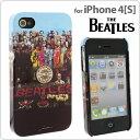 【iPhone4S対応】[iPhone4S対応][Softbank iPhone 4専用]ケース ビートルズ/SGPサージェント・...