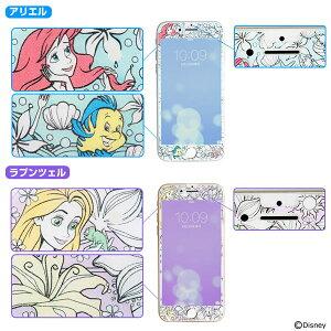 [iPhone6s/6専用]ディズニーキャラクター/プレミアムガラス9Hラウンドエッジ強化ガラス液晶保護シート0.3mm