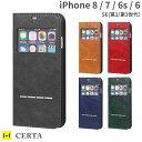 iphone6 iphone7 iphone8 iPhoneSE 第2世代 se2 ケース 手帳型 窓付 CERTA FLIP ケルタフリッ……