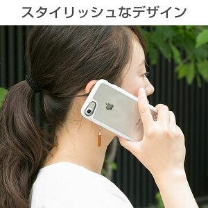 [iPhone7専用]humor耐衝撃ハイブリッドケース