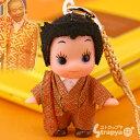 吉本新喜劇キューピー根付携帯ストラップ(池乃めだか)
