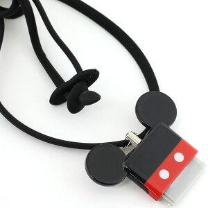 ディズニー☆iPhone・iPod対応Dockコネクタネックストラップ(ミッキーマウス)【Disneyzone】【...