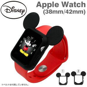 ついに!あなたの腕も ミッキーウォッチ !! Apple Watch アップルウォッチ 38mm 42mm 本体に ...
