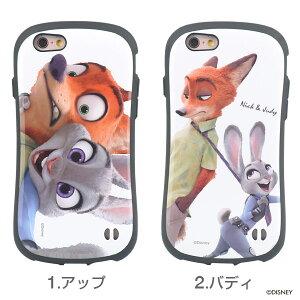 [iPhone6s/6専用]ディズニーキャラクターifaceFirstClassケース(ズートピア)
