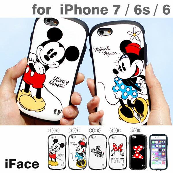 iPhone6s iPhone7 ディズニー iFace