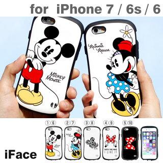送料無料 iPhone6s iPhone6 iPhone7 ケース ディズニー iface First Class 【 スマホケース アイフォン6 アイフォン7...