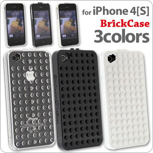 [iPhone4S対応][Softbank iPhone 4専用]◆SmallWorks/スモールワークス◆ BrickCase ハードケ...