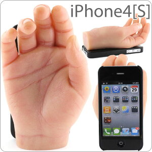 [予約][Softbank iPhone 4専用]どっきりいたずらカバー(ナミの手)[8月下旬入荷予定] 【ジャケッ...