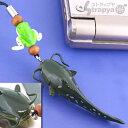 ギョ、ギョ!? 超リアルな魚ストラップリアルフィッシュ携帯ストラップ(なまず)RF-23
