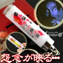 霊が映る!稲川淳二の真・心霊写真恐怖のプロジェクターキーホルダー