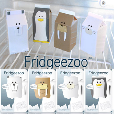 Only [stock ant ※ penguins are going to be received the beginning of March; ]【 refrigerator safekeeping type gadget ★】 フリッジィズー [フリッジーズー -Fridgeezoo-] [0111 1227 2011 Fridgeezoo (フリッジィズー 】 【 point 】 【 winter sale 】 【 New Year's present sale 】 【 02P14Jan11 】]