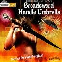 【販売中】The Broad Sword Handle Umbrella(2010年の梅雨対策)★「サムライアンブレラ(カタナ...