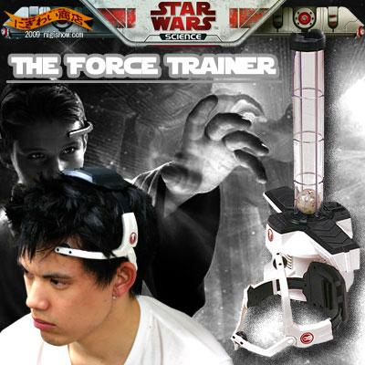 〔在庫アリ!〕時代は脳波でゲームする?!レベル1〜15のフォース訓練!次世代ゲーム『スターウォーズフォーストレイナー』-StarWarsForceTrainer-