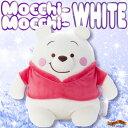 冬の特別バージョン★ ディズニー Mocchi-Mocchi- ( もっちぃもっちぃ ) ぬいぐるみ M くまのプーさん ホワイト