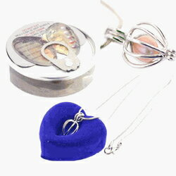 あなただけの愛の真珠缶パールネックレス9-385