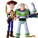 【お得なセット】ディズニー トイ・ストーリー4 リアルサイズトーキングフィギュア バズ・ライトイヤー / ウッディ セット ( トイストーリー4 / Disney Pixer Toy Story4 )