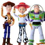 【スーパーお得なセット】ディズニー トイ・ストーリー4 リアルサイズトーキングフィギュア バズ・ライトイヤー / ウッディ/ ジェシー ( トイストーリー4 / Disney Pixer Toy Story4 )