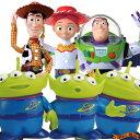 【超☆お得なセット】ディズニー トイ・ストーリー4 リアルサイズトーキングフィギュア バズ・ライトイヤー / ウッディ/ ジェシー / エイリアン セット ( トイストーリー4 / Disney Pixer Toy Story4 )