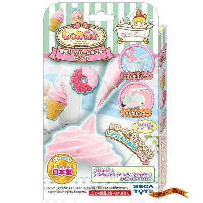 SB-05しゅわボム別売りクリームのこなピンク