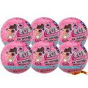 変テコ雑貨と玩具のにぎわい商店で買える「【お得な6個セット】 L.O.L. サプライズ! アイスパイ リルシスターズ by Takaratomy」の画像です。価格は6,200円になります。