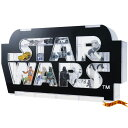 STARWARS スターウォーズ ロゴディスプレイケース フォースの覚醒 A