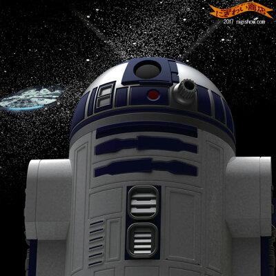 StarwarsHOMESTARR2-D2★スターウォーズホームスターR2-D2