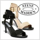 【Steve Madden】スティーブマデン BEL-AIRE/バックルストラップサンダル★2色