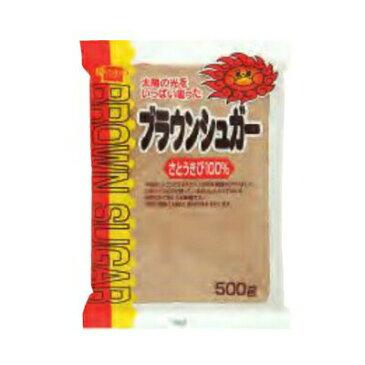 【健康フーズ】ブラウンシュガー500g
