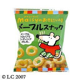 【創健社】メイシーちゃん(TM)のおきにいり メープルスナック 35g×5袋セット