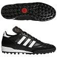 ムンディアルチーム ブラック×ランニングホワイト×レッド 【adidas|アディダス】サッカートレーニングシューズ019228