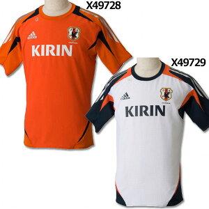 日本代表 2012 Adidas 半袖トレーニングジャージ