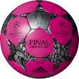 UEFAチャンピオンズリーグ 2016-2017 決勝トーナメント レプリカ フィナーレカーディフキャピターノ ピンク 【adidas|アディダス】サッカーボール4号球af4401cap