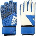 ACE コンペテイション ブルー×コアブラック 【adidas|アディダス】サッカーゴールキーパーグローブbpg79-az3686